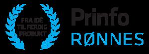 Prinfo Rønnes Logo